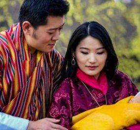 Στο Μπουτάν φύτεψαν 108.000 δένδρα για να υποδεχθούν το νεογέννητο πρίγκηπα - Ξέρετε γιατί 108;  - Κυρίως Φωτογραφία - Gallery - Video
