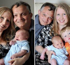 Η απίθανη εξομολόγηση 35χρονης: Γέννησα τα δίδυμα μου... με 2 χρόνια διαφορά! - Κυρίως Φωτογραφία - Gallery - Video