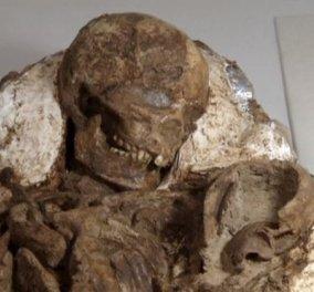 Εκπληκτικό: Απολίθωμα μητέρας που αγκαλιάζει το βρέφος της πριν από 4.800 χρόνια βρέθηκε στην Ταϊβάν  - Κυρίως Φωτογραφία - Gallery - Video
