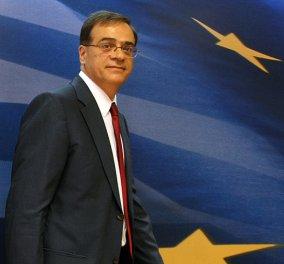 Γκίκας Χαρδούβελης: H πιθανότητα Grexit είναι πολύ μεγαλύτερη τώρα από τον περασμένο Ιούλιο - Κυρίως Φωτογραφία - Gallery - Video