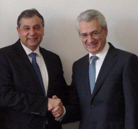Ενώνουν τις δυνάμεις τους ΕΣΕΕ - Εurobank για την στήριξη των επιχειρήσεων: Η συμφωνία - σταθμός - Κυρίως Φωτογραφία - Gallery - Video