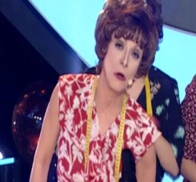 «Your Face Sounds Familiar»: Η πειστικότατη  Ματθίλδη Μαγγίρα - Ρένα Βλαχοπούλου! Έσκισε   - Κυρίως Φωτογραφία - Gallery - Video