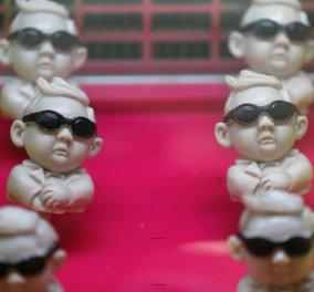 O Κιμ Γιονγκ Ουν έγινε παγωτό! Έχει γεύση βανίλιας & το υποκοριστικό του για όνομα- Φώτο  - Κυρίως Φωτογραφία - Gallery - Video