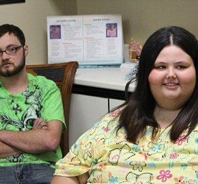 Έχασε 200 κιλά & τον άντρα της αλλά βρήκε άλλον τώρα που ζυγίζει 85: Όλη η περιπέτεια της με την παχυσαρκία  - Κυρίως Φωτογραφία - Gallery - Video