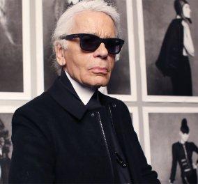 Βόμβα στον χώρο της μόδας: Αποχωρεί ο Karl Lagerfeld από την Chanel; - Κυρίως Φωτογραφία - Gallery - Video