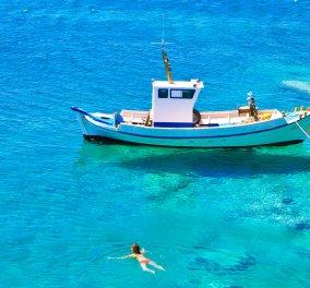 Good News: Ύμνοι από  Independent για τα Κουφονήσια - Τα «μυστικά νησιά της Ελλάδας» καταφύγιο των Ιταλών μόδιστρων - Κυρίως Φωτογραφία - Gallery - Video