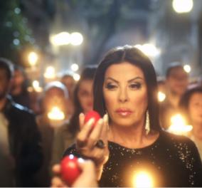 Η Άντζελα Δημητρίου σε σποτ του Jumbo: «Χτύπα σαν άνδρας» - Το απόλυτο viral βίντεο - Κυρίως Φωτογραφία - Gallery - Video
