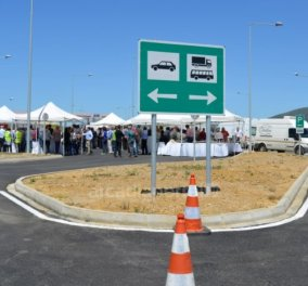 Good News: Αθήνα - Σπάρτη με Ι.Χ. σε δύο ώρες -Επιτέλους παραδόθηκε χθες ο δρόμος  - Κυρίως Φωτογραφία - Gallery - Video