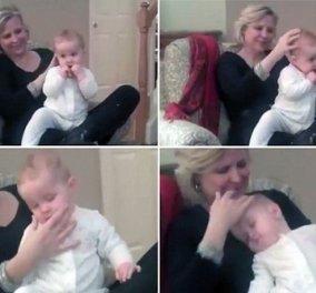 Μητέρα κοιμίζει το μωρό της σε λιγότερο από 1 λεπτό με μασάζ - Η απίθανη τεχνική που θα σας σώσει - Κυρίως Φωτογραφία - Gallery - Video