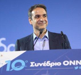 Διαλύει την ΟΝΝΕΔ ο Μητσοτάκης μετά το αλαλούμ στις εκλογές: Όλη η δήλωση του Προέδρου της ΝΔ - Κυρίως Φωτογραφία - Gallery - Video