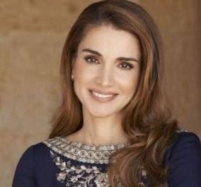 Στην Λέσβο τη Μεγάλη Δευτέρα η πανέμορφη βασίλισσα της Ιορδανίας Ράνια - Κυρίως Φωτογραφία - Gallery - Video