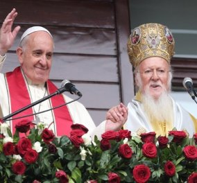 Οριστικό: Στις 16 Απριλίου ο Πάπας Φραγκίσκος στην Λέσβο - Όλες οι λεπτομέρειες - Κυρίως Φωτογραφία - Gallery - Video