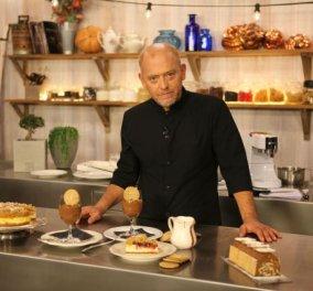 Αποκλειστικό: Ο Στέλιος Παρλιάρος μας δίνει συνταγές για ιδανικό τσουρέκι, κουλουράκια & Πασχαλινό επιδόρπιο! - Κυρίως Φωτογραφία - Gallery - Video