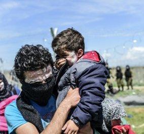 Ειδομένη: Προσκλητήριο αλληλέγγυων για νέα έφοδο - «Κάναμε όσα δεν έκανε η Ελλάδα»  - Κυρίως Φωτογραφία - Gallery - Video