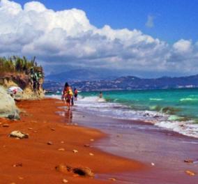 Η παραλία Ξι της Κεφαλονιάς στις 20 πιο παράξενες παραλίες στον κόσμο - Κυρίως Φωτογραφία - Gallery - Video