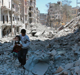 Κορυφώθηκε το δράμα στο Χαλέπι: Βομβάρδισαν νοσοκομείο, νεκρός ο τελευταίος παιδίατρος της πόλης - Κυρίως Φωτογραφία - Gallery - Video