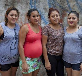 Story of the day: 4 αδερφές γίνονται παρένθετες μητέρες για ομοφυλόφιλα ζευγάρια στην Ευρώπη - Κυρίως Φωτογραφία - Gallery - Video