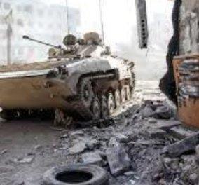 Οι μάχες στη Συρία συνεχίζονται: Πάνω από 200 νεκροί στο Χαλέπι την τελευταία εβδομάδα - Χιλιάδες οι νέοι πρόσφυγες - Κυρίως Φωτογραφία - Gallery - Video
