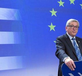 Γιούνκερ: Η Ευρωπαϊκή Ένωση έχει παρέμβει υπερβολικά στην καθημερινότητα των ανθρώπων  - Κυρίως Φωτογραφία - Gallery - Video