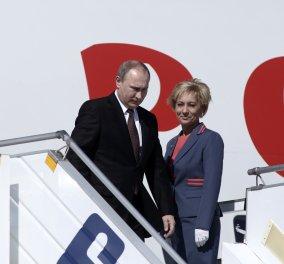 Χρυσό στην κυριολεξία: Δείτε το υπερπολυτελές ολοκαίνουργιο αεροσκάφος του Βλαντιμίρ Πούτιν - ΦΩΤΟ    - Κυρίως Φωτογραφία - Gallery - Video
