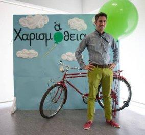 """Αποκλ. Made in Greece το """" Out of the box """" το σχολείο του μέλλοντος ! ο Αλέξανδρος  Παπανδρέου σε μια συναρπαστική συνέντευξη - Κυρίως Φωτογραφία - Gallery - Video"""