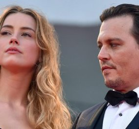 Περιοριστικά μέτρα στον Johnny Depp επέβαλε η Δικαιοσύνη - Να προστατευτεί μέχρι και ο σκύλος της ζήτησε η Amber Heard! - Κυρίως Φωτογραφία - Gallery - Video