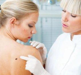 Προστατευθείτε από το Μελάνωμα: Δωρεάν Δερματολογική Εξέταση 9 - 13 Μαΐου στην κλινική Cosmetic Derma Medicine - Κυρίως Φωτογραφία - Gallery - Video