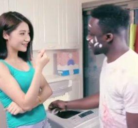 Η πιο ρατσιστική διαφήμιση που έχει προβληθεί ποτέ! Απορρυπαντικό που δεν λευκαίνει τον μαύρο ... έλεος     - Κυρίως Φωτογραφία - Gallery - Video