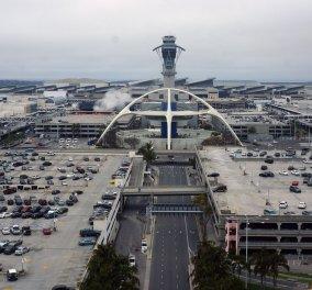 Πανικός στο Λος Άντζελες: Απειλή βόμβας σε πτήση της American Eagle - Το FBI στο αεροδρόμιο - Κυρίως Φωτογραφία - Gallery - Video