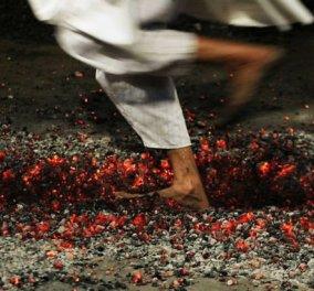 Αναστενάρια: Πάθος και πίστη στο πιο διάσημο έθιμο της γιορτής των Αγίων Κωνσταντίνου και Ελένης  - Κυρίως Φωτογραφία - Gallery - Video