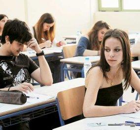 Πανελλαδικές: Δύο μαθητές με κρίση άγχους στην Κρήτη - Τους πήγαν στο νοσοκομείο    - Κυρίως Φωτογραφία - Gallery - Video