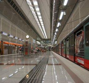 Με προβλήματα και σήμερα οι μετακινήσεις: Πώς θα κινηθούν τα Μέσα Μαζικής Μεταφοράς - Κυρίως Φωτογραφία - Gallery - Video