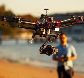 Θα πάρουν τα drones την δουλειά μας; - Τα ιπτάμενα ρομπότ θα στερήσουν 127 δισ. από το εργατικό δυναμικό στο μέλλον  - Κυρίως Φωτογραφία - Gallery - Video