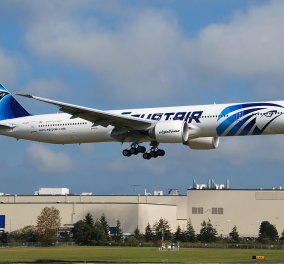 Egyptair: Πάνω από την Κέα το τελευταίο σήμα - Μαρτυρία για φωτιά στον ουρανό της νότιας Καρπάθου  - Κυρίως Φωτογραφία - Gallery - Video