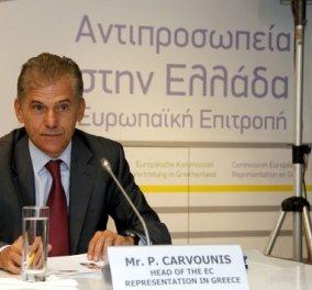 Πάνος Καρβούνης: Το αντίδωρο του 'κόφτη' δαπανών θα είναι η ελάφρυνση του χρέους - Κυρίως Φωτογραφία - Gallery - Video
