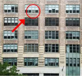 """Ο απίστευτος """"πόλεμος"""" μεταξύ δύο κτηρίων γραφείων στη Νέα Υόρκη έληξε με ένα επικό φινάλε - Κυρίως Φωτογραφία - Gallery - Video"""