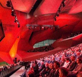 Πρωτότυπο design: Η φουτουριστική σκηνή ενός νέου μεγάρου μουσικής στην Πολωνία, μας γυρίζει στην… εποχή των σπηλαίων! - Κυρίως Φωτογραφία - Gallery - Video
