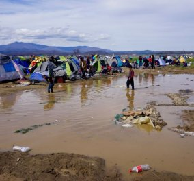 Η γεωγραφία της μιζέριας: Ναρκωτικά, οίκοι ανοχής και παρεμπόριο στην Ειδομένη - Κυρίως Φωτογραφία - Gallery - Video