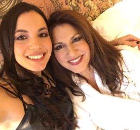 Όταν η Έλενα κι εγώ κάναμε μια ακόμα αγκαλιά λίγο πριν η μαμά Ειρήνη πάει να δουλέψει... - Κυρίως Φωτογραφία - Gallery - Video