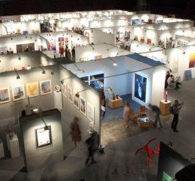 """Η Art Athina επιμένει με τις """"δικές της δυνάμεις""""! Η μεγάλη έκθεση τέχνης της πρωτεύουσας επέστρεψε - Κυρίως Φωτογραφία - Gallery - Video"""