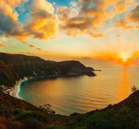 Ηλιοβασιλέματα στις πιο όμορφες γωνιές της Ελλάδας: Από την Κεφαλλονιά ως την Σαντορίνη - Κυρίως Φωτογραφία - Gallery - Video