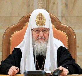 Έφτασε στην Θεσσαλονίκη ο Πατριάρχης Μόσχας και Πασών των Ρωσιών Κύριλλος- Μεταβαίνει στον Άγιο Όρος - Κυρίως Φωτογραφία - Gallery - Video