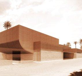 Ο Yves Saint Laurent αποκτά μουσείο: Δείτε τα εντυπωσιακά σχέδια του νέου πολιτιστικού κέντρου που ανοίγει το 2017 - Κυρίως Φωτογραφία - Gallery - Video