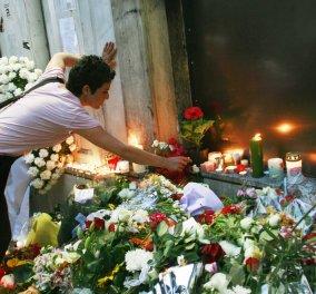 Άδωνις Γεωργιάδης & Σταύρος Θεοδωράκης για την τραγωδία στην Marfin: Σκληρή φωτό για να θυμόμαστε το έγκλημα που κουκουλώθηκε - Κυρίως Φωτογραφία - Gallery - Video