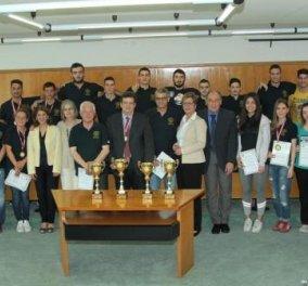 Good News: Οι φοιτητές του ΑΠΘ σαρώνουν - Πρώτοι σε μετάλλια στους Πανεπιστημιακούς Βαλκανικούς Αγώνες - Κυρίως Φωτογραφία - Gallery - Video