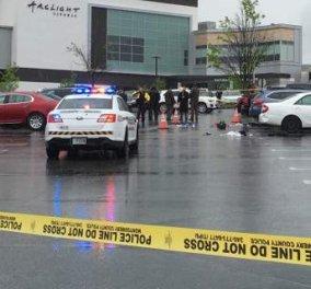 Πανικός στην Ουάσινγκτον: Άγνωστος άνοιξε πυρ σε εμπορικό κέντρο του Μέριλαντ  - Κυρίως Φωτογραφία - Gallery - Video