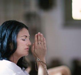 Πολύ μειωμένο κίνδυνο να πεθάνουν έχουν οι γυναίκες που πάνε στην εκκλησία μια φορά την εβδομάδα    - Κυρίως Φωτογραφία - Gallery - Video