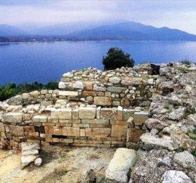 Ο τάφος του Αριστοτέλη παρουσιάζεται στην επιστημονική κοινότητα - Κυρίως Φωτογραφία - Gallery - Video
