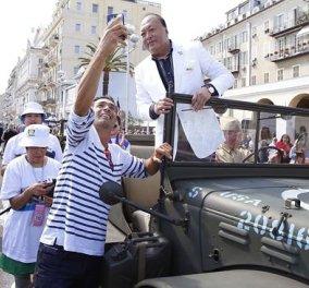 Αυτό είναι αφεντικό: Φέτος πήγε τους 7.000 εργαζόμενους διακοπές στην Ισπανία πέρσι Παρίσι - Κυρίως Φωτογραφία - Gallery - Video