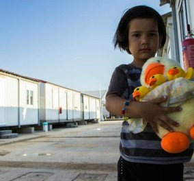 Good News: 60 τόνοι τροφίμων και ειδών πρώτης ανάγκης σε πρόσφυγες της Μακεδονίας - Κυρίως Φωτογραφία - Gallery - Video